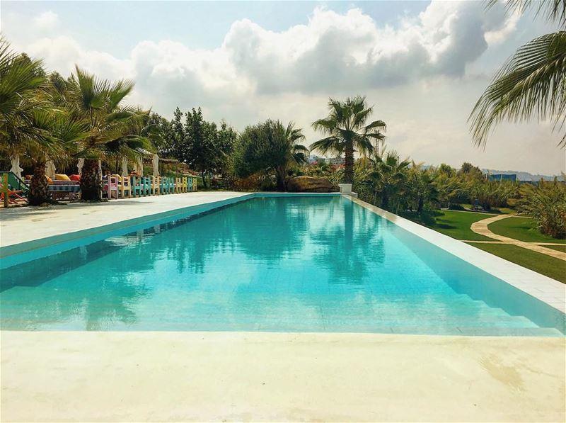 lebanon jiyeh pool instagood wanderlust travelgram welltraveled ... (Lazy B)