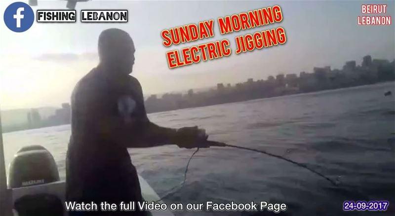 @alii_loz @abednnnaser & @fishinglebanon - @instagramfishing @jiggingworld... (Beirut, Lebanon)