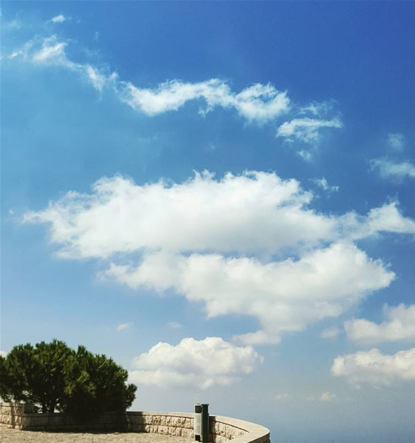 @lebanon @marcharbel clouds sky lebanoninapicture ptk_lebanon ...