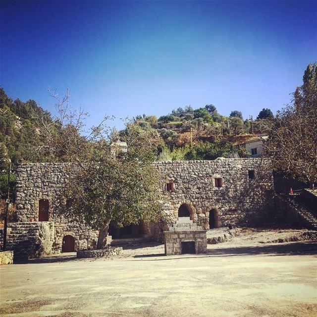lebanon mayfouq elige saydetelige monastery church lebanonvillages ... (Mayfuq, Mont-Liban, Lebanon)