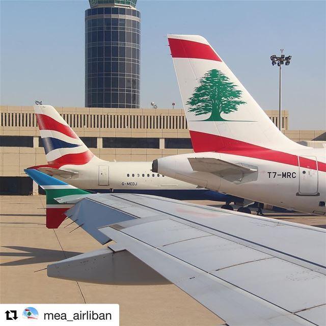 O que está esperando para viajar à terra dos seus ancestrais? O Líbano te... (Beirut–Rafic Hariri International Airport)