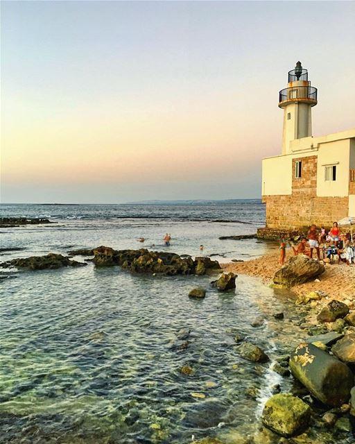lebanon tyr beach instagood wanderlust travelgram welltraveled ... (Al Fanar Resort)