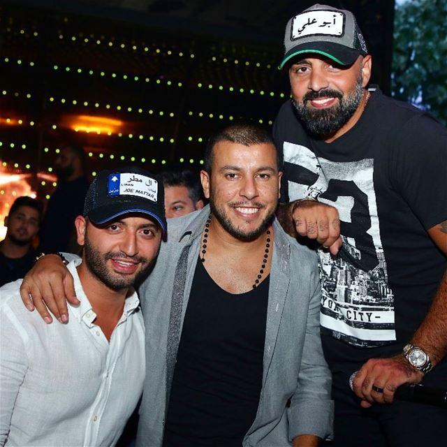wednesdaynight taigabeirut brothers newtrend cap platenumber ابو علي (Taiga Beirut)