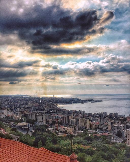 Beautiful Lebanon ❤️🇱🇧❤️ livelovelebanon livelovejounieh ... (Joünié)