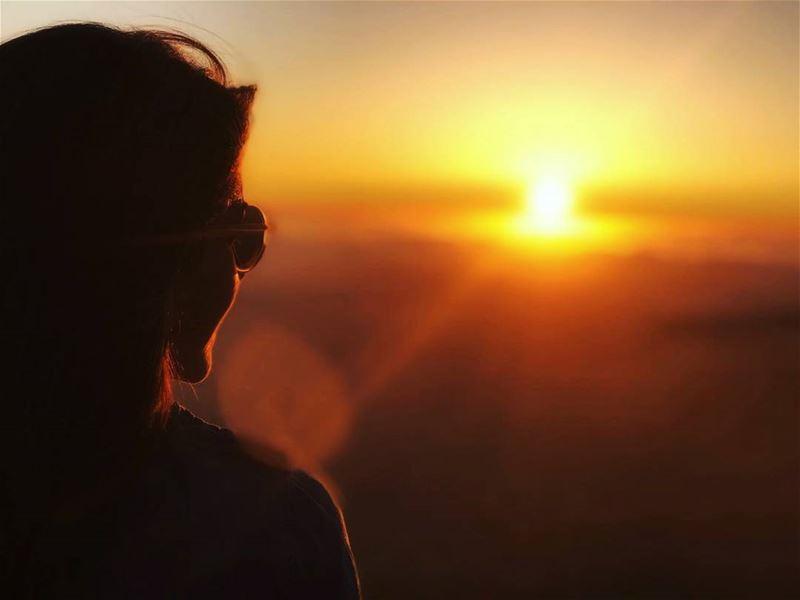breathe 🔥📸 @rawadthenomad sunsetcolors .......... (Faraya, Mont-Liban, Lebanon)
