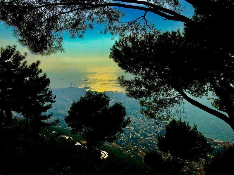 My capture 📸 Harissa harissalebanon liveloveharissa lebanon ... (Harîssa, Mont-Liban, Lebanon)