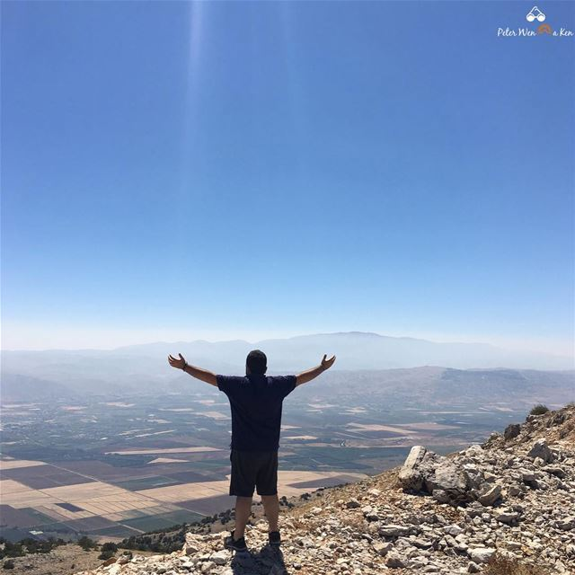 Happiness isn't getting all you want...It's enjoying all you have ❤️🙏🏻 ... (Aïn Zhalta, Mont-Liban, Lebanon)