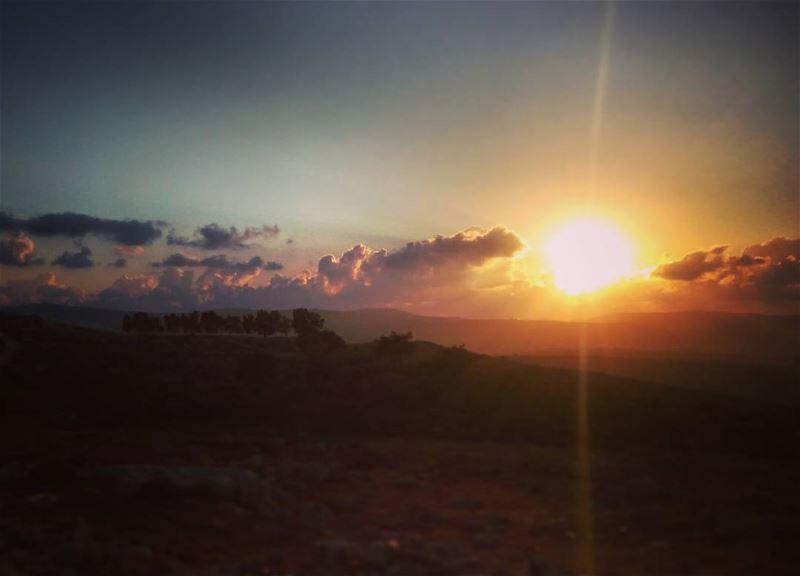 Lebanon Yaroun lebanoninapicture sunset ...