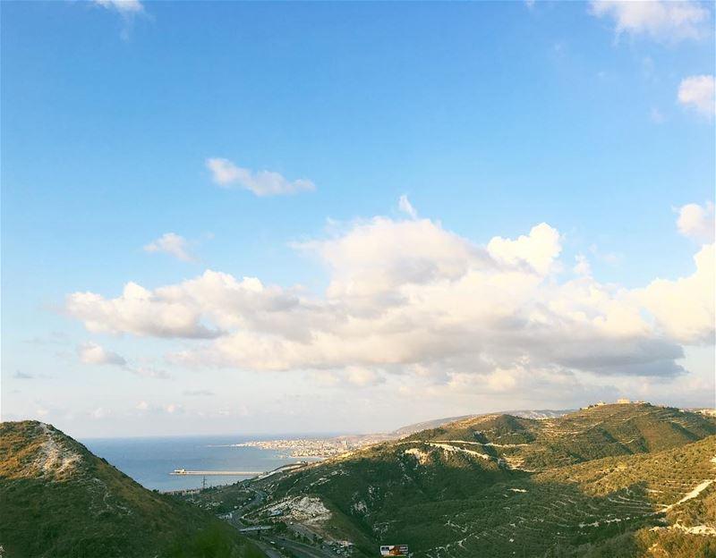 Blue 💧 Green 🍀 lebanon batroundistrict hamat chekka hery rasnhash... (Ra'S Nhash, Liban-Nord, Lebanon)
