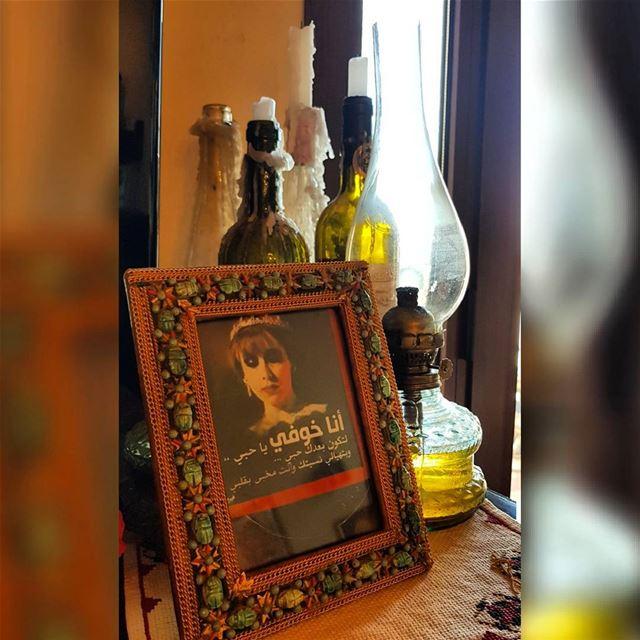 💞🌸💞🌸 wardcafetrottoir haddatheljebbeh lantern fairouz homedecor ... (Hadath Al Jubbah, Liban-Nord, Lebanon)