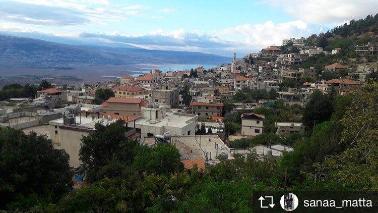 Repost from @sanaa_matta 💙 walkthroughsaghbine livelovebekaa ... (Saghbîne, Béqaa, Lebanon)