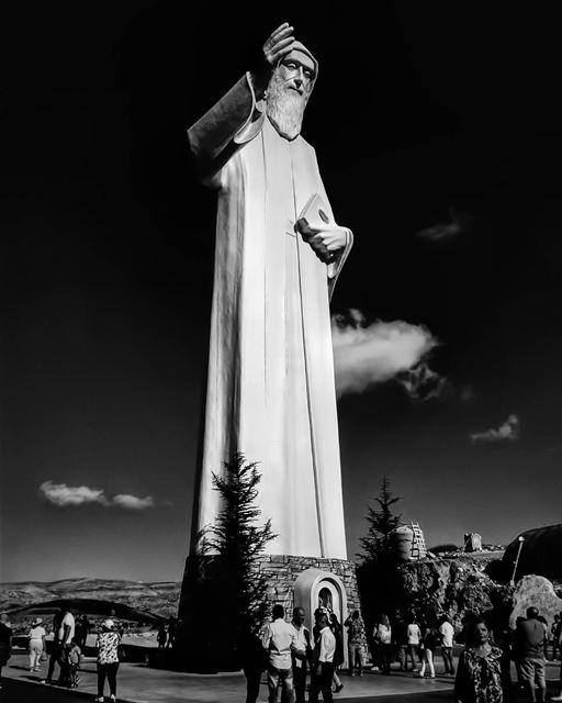 🙏❤••• lebanon lebanese faraya stcharbel holly blessed photooftheday... (St Charbel Faraya)