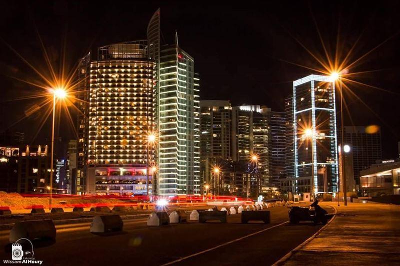 thisisbeirut thisislebanon beirut beirutcity takenbywissamalhoury... (Four Seasons Hotel Beirut)