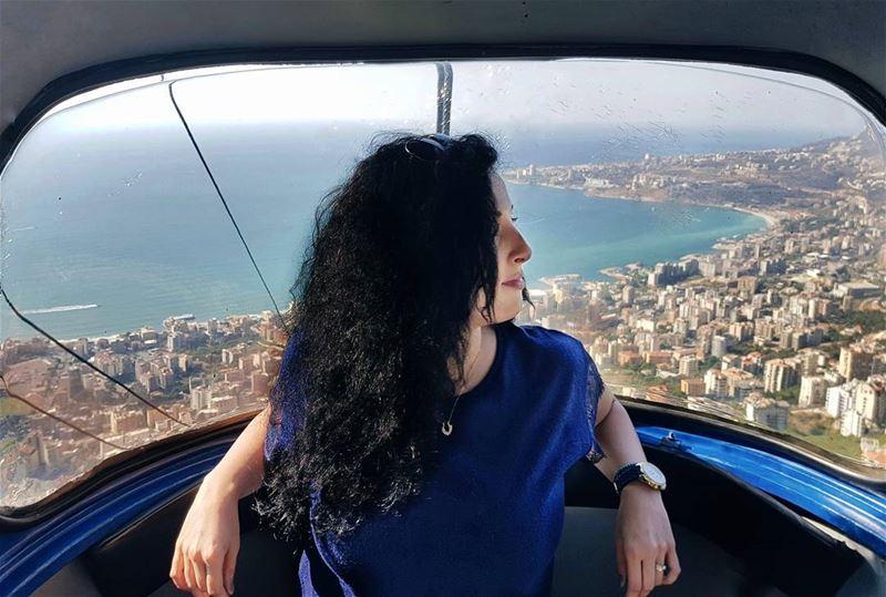 Я возмущена 😤 Девушка с ником @anna_levan ни разу не была в Ливане! Главно (Telefrique Harrisa)