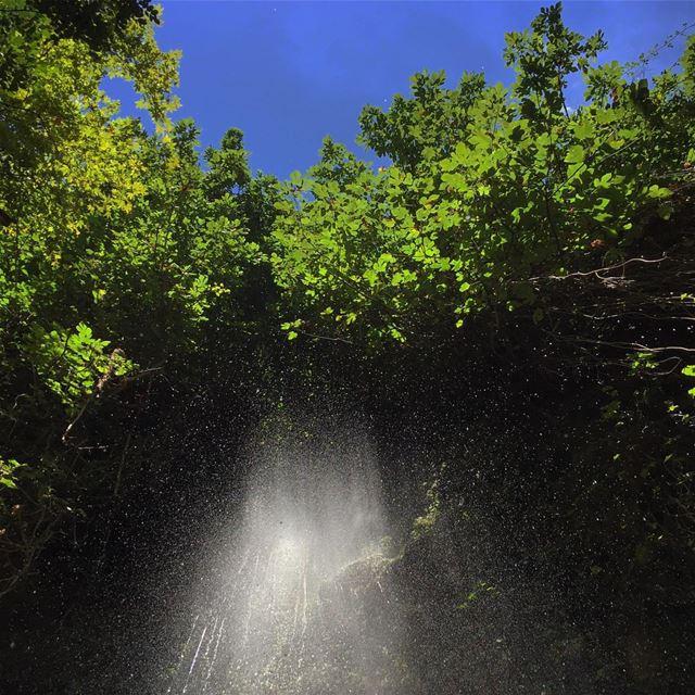 kfarhelda liban waterfall photooftheday picoftheday nofilterneeded ... (شلالات نهر الجوز - لبنان)