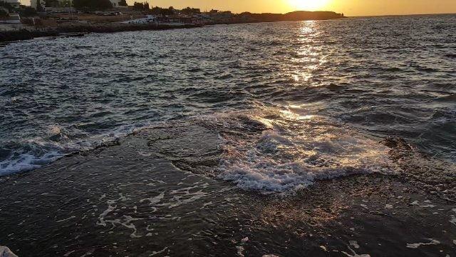 تأمل البحر تصويري شمال_لبنان سبحان_الله ما_شاء_الله غروب_الشمس ... (Anfeh, Lebanon)