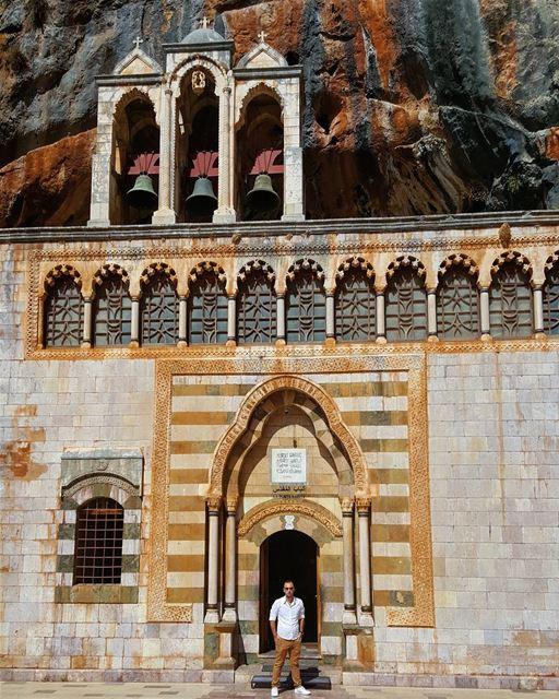 lebanon ehden instagram instalebanon livelovelebanon church rocks ... (Mar Antonios-Kozhaya)