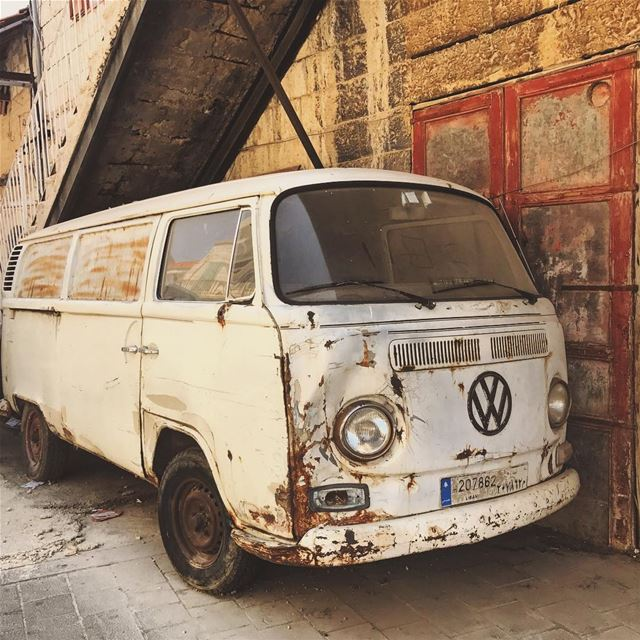 Some Monday rust for the soul🐞 Lebanon tb travel travelgram traveler... (Rashayya, Béqaa, Lebanon)