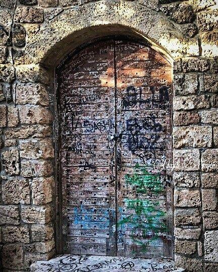 doors oldies door byblos jbeil lebanon liban phonecia phonecian ... (Byblos - Jbeil)