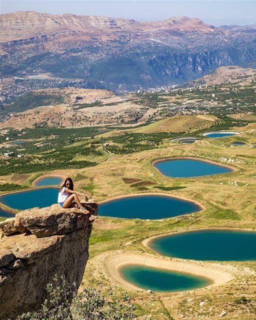 〰LESS CONFORT MORE LIFE 〰 🏞💚 📸: @haigmelikian ♥️ AdventureTime ... (Akoura, Mont-Liban, Lebanon)