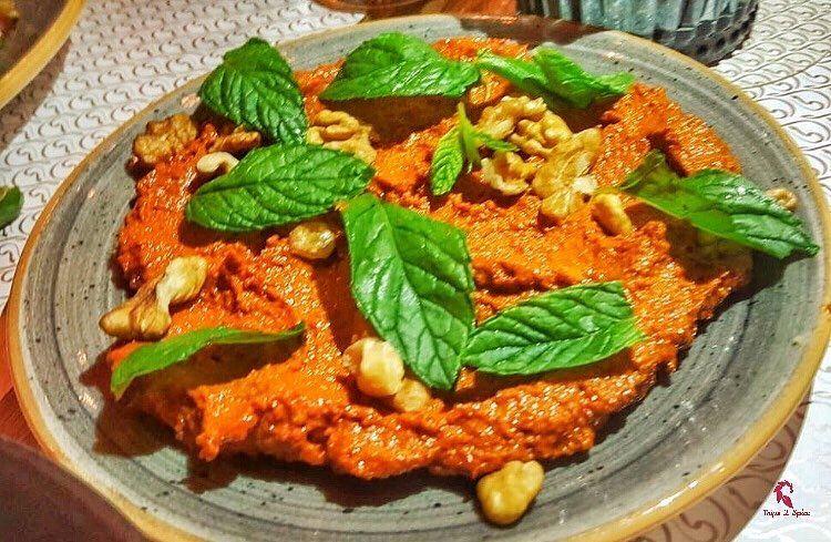 M7ammara at its best 😍.====================📍 @ummi_beirut .=========== (Downtown Beirut)