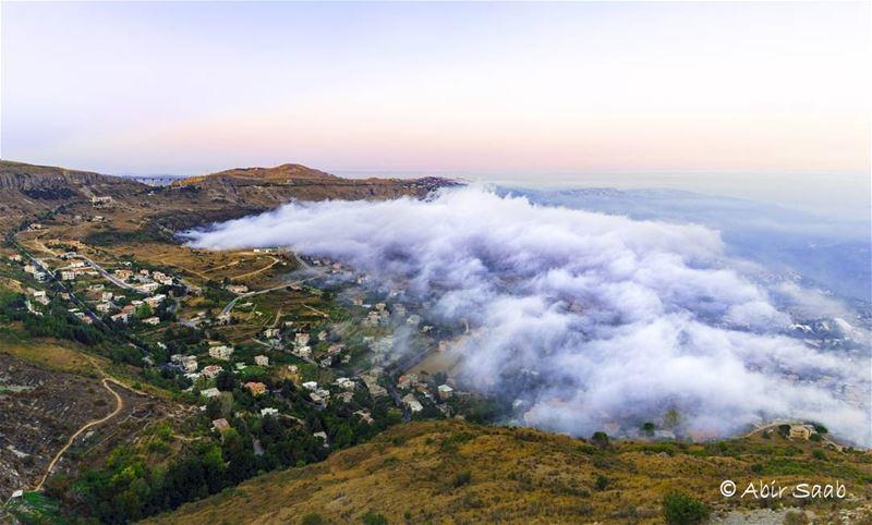 🇱🇧🇱🇧 Lebanon 🇱🇧🇱🇧 lebanon hammana falougha fog foggy ... (Hammana)