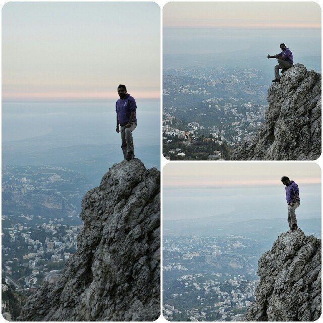 hiking hik lebanon liban sport adventure ... (Sir Ad Dinniyah, Liban-Nord, Lebanon)