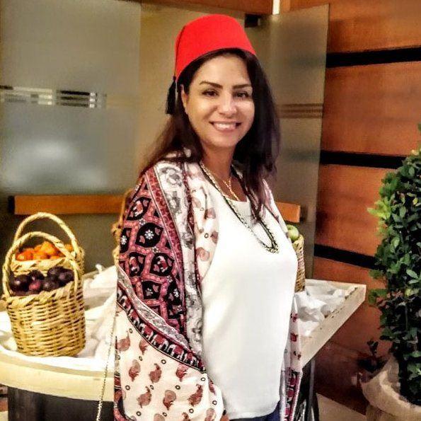 Oriental look @rotanalebanon mylifestyles orientale tarboush tarbouch ... (Rotana Hotels Lebanon)