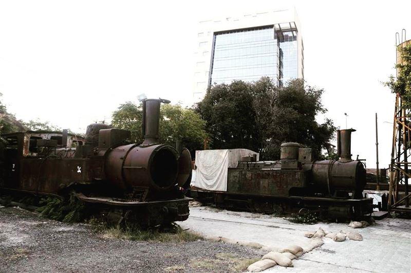 """محطة قطار بيروت المنسية (📸""""لبنان 24"""") ⠀⠀⠀⠀⠀⠀⠀⠀⠀ ⠀⠀⠀⠀⠀⠀⠀⠀⠀⠀⠀⠀ ⠀⠀⠀⠀⠀⠀⠀⠀⠀⠀⠀⠀"""
