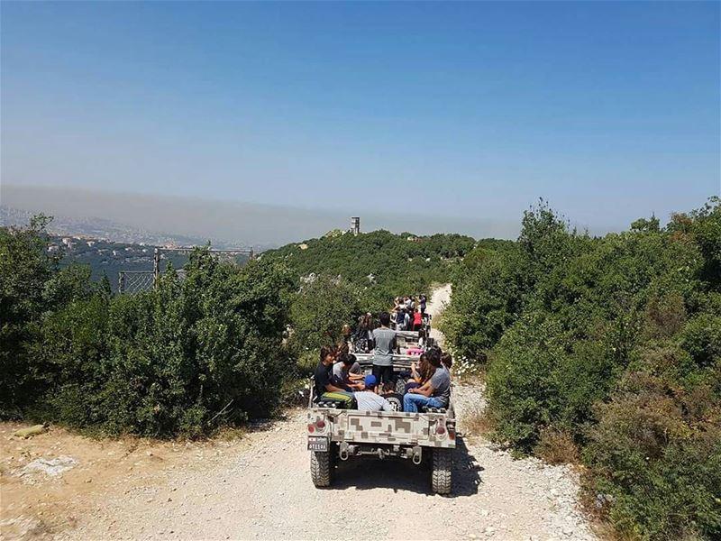 Training day with the Lebanese Army فوج المجوقل groupez lebanon ... (Ghosta, Mont-Liban, Lebanon)