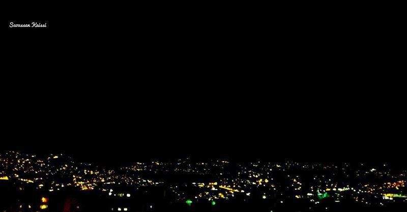 night lights beirut ...