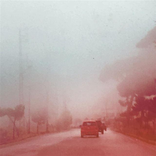 Something's In The Fog. fog summer weekend mountains greysanatomy ... (Zaarour Club)
