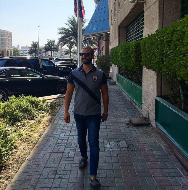 goodmorning dubai dxb uae🇦🇪 sunnyday haveagoodday beirut ... (Dubai, United Arab Emitates)