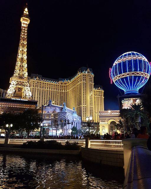 We're happening lasvegas ig_respect ig_lebanon wearelebanon ... (Bellagio Las Vegas)
