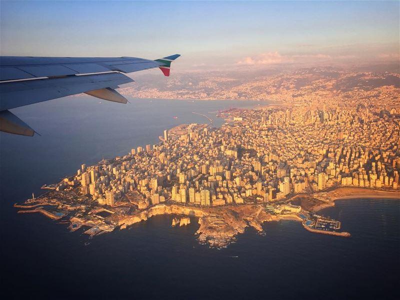 beirut ... (Beirut–Rafic Hariri International Airport)