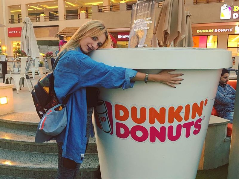 Wherever i go, I'd show love for you 😍 🍩🍩🍩 always and forever 🍩🍩🍩-- (Americana Plaza)