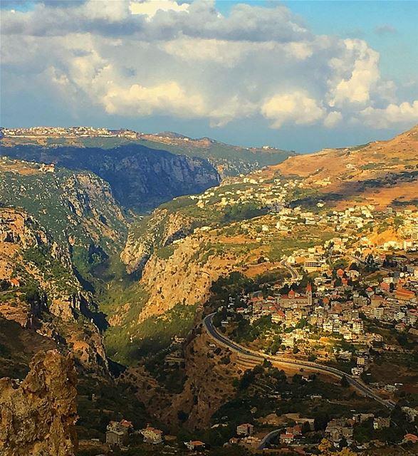 A window to the beautiful Bcharri 🖼 bcharre lebanon northlebanon ... (Cedars of God)