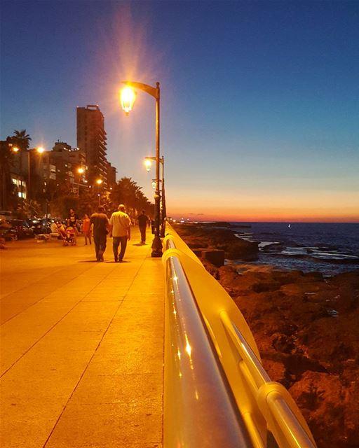 Because Nothing can stop You..Keep running..Walking..Moving..Forward..⏩ (Beirut, Lebanon)