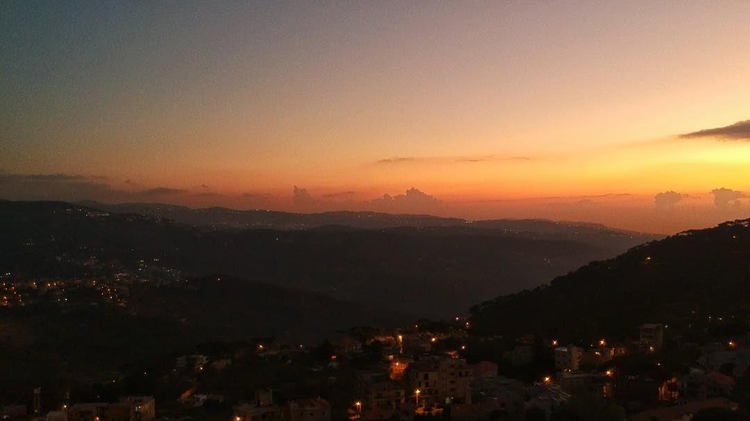 My HomeTown❤️ dronegear natgeo dronephotography droneheroes ... (Bois De-Boulogne, Mont-Liban, Lebanon)