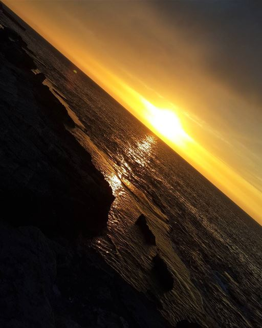Sunset.... livelovebeirut livelovelebanon ig_lebanon insta_lebanon ...