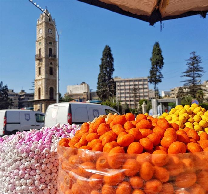 Tripoli | The biggest street food market in Lebanon ··········... (طرابلس)