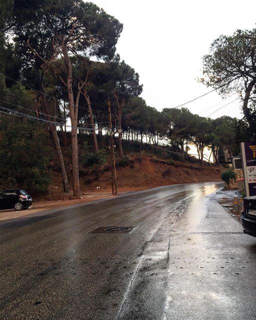 rainny beautiful day lebanon ... (Mount Lebanon Governorate)