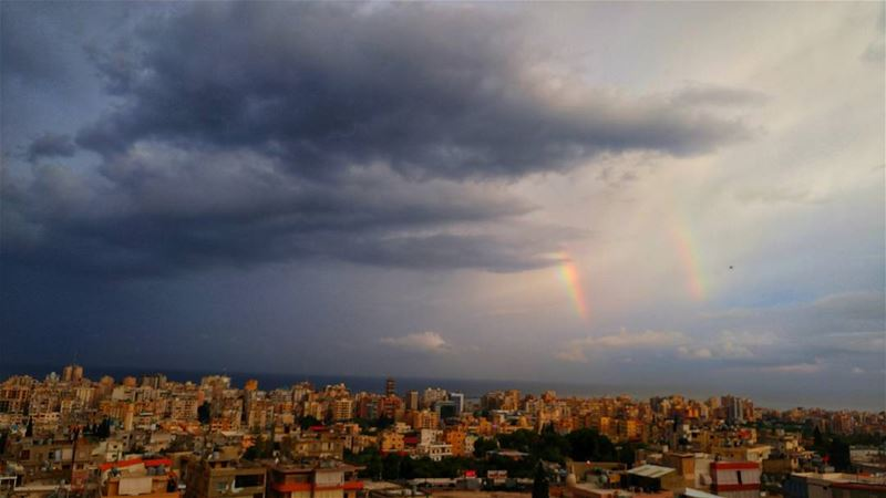 Good morning SAIDA 🌈🌈.......... saida sidon livelovesaida ... (Sidon, Lebanon)