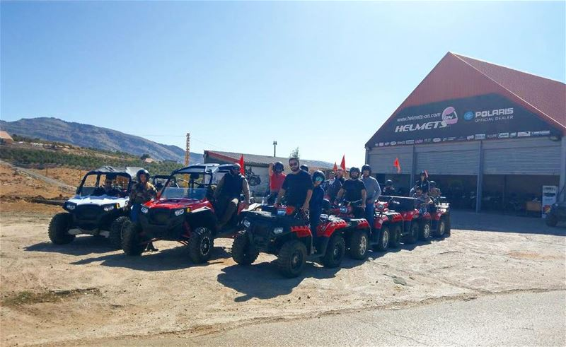 Earlier today from Laklouk to Arez ! polarislebanon  rzr  atv  adventure ...