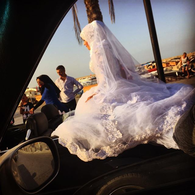 Anybody else wants to marry?! Season is coming to the end ...  arablife ... (Tyre, Lebanon)