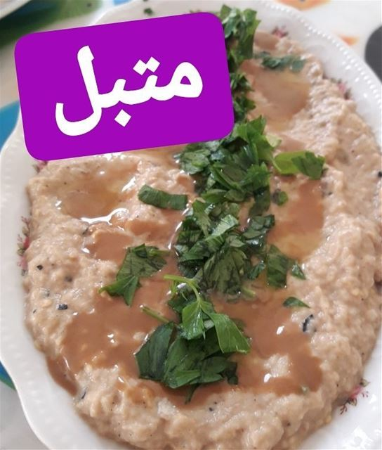 Levant mutfağından...💜 Another perfect dish from the Levantine cuisine; 'm
