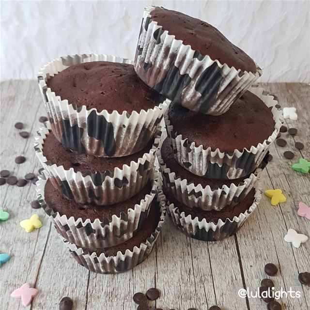 🐄Dairy free🐄Glutenfree🌾double chocolate cupcakes😋...Will share the... (Germany)