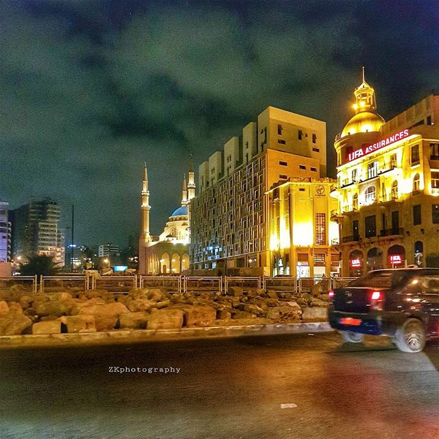 Beirut 🇱🇧 * insta_lebanon ig_lebanon lebanon_pictures loves_lebanon... (Downtown Beirut)