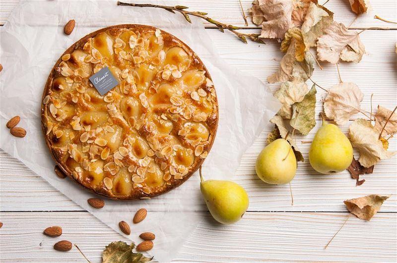 En Automne, la poire est une star ! Savourez la 'Tarte Bourdaloue' sur...