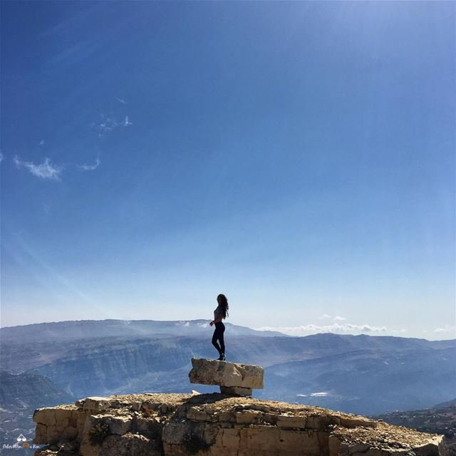 Some people look for a beautiful place...Others make a place beautiful 👑 ... (Lebanon)